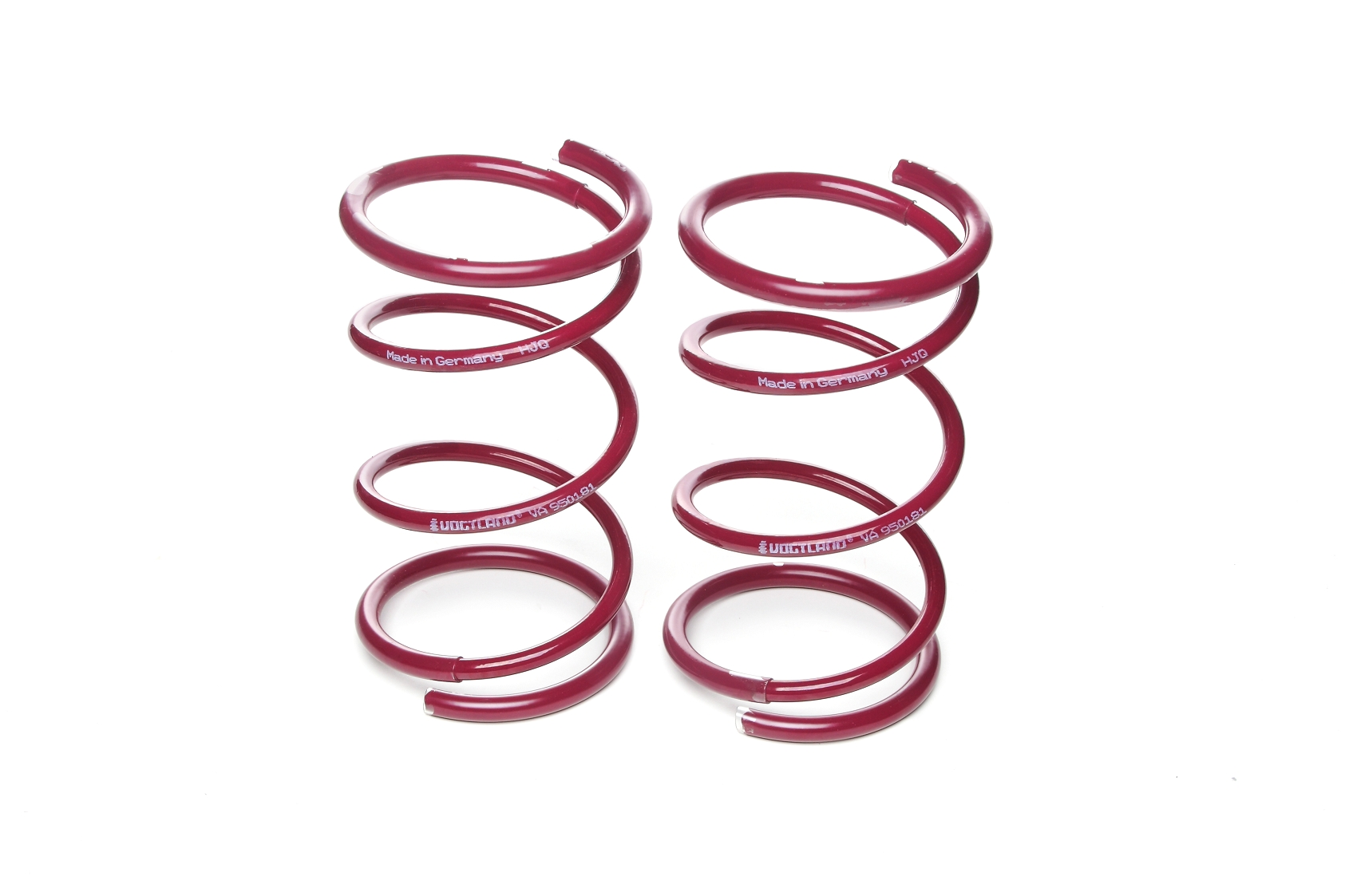 VOGTLAND Sport Lowering Springs Citroen  Xsara N* 08.1997- 50 / 50 mm