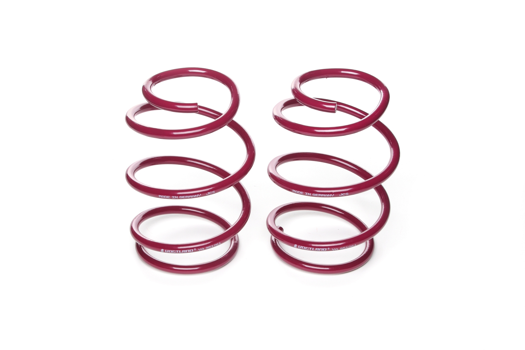 VOGTLAND Sport Lowering Springs BMW  3er, E46 346K, 346L, 346C, 346R 04.1998-02.2005 35 / 0 mm