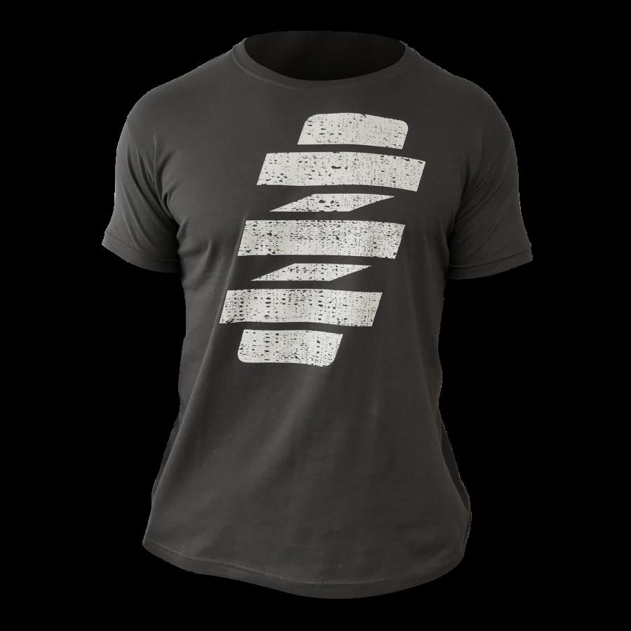 T-Shirt Herren, Mousegray