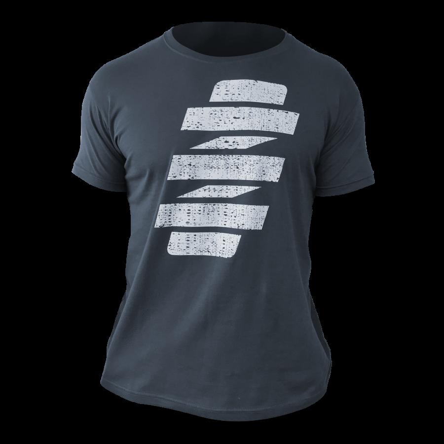T-Shirt Herren, Darkgray